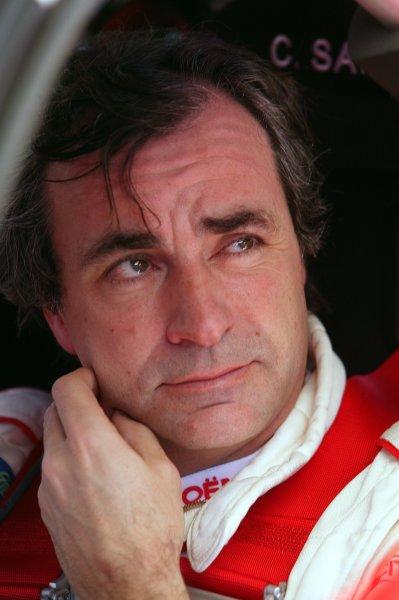2003 FIA World Rally Championship. Kemer, Turkey. Rd3.26/2-2/3 2003.Carlos Sainz (Citroen) 1st position. World Copyright: McKlein/LAT Photographic
