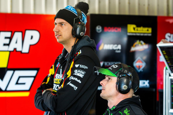 Chaz Mostert, Tickford Racing Ford Mark Winterbottom, Tickford Racing Ford