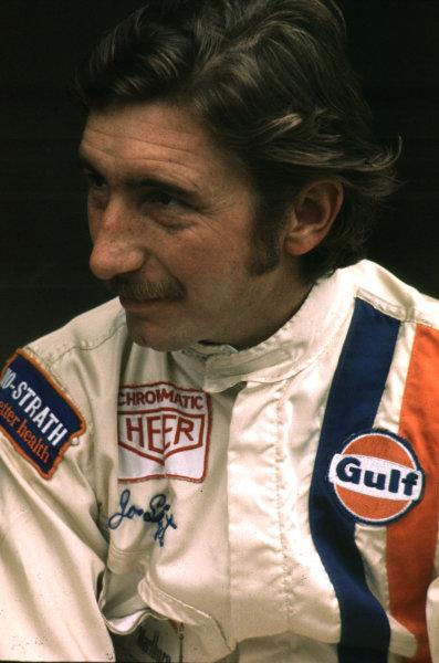 Formula 1 World Championship.Jo Siffert.Ref-S6A 08.World - LAT Photographic