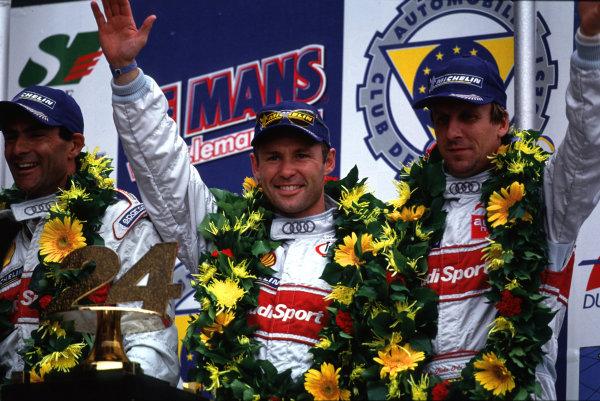 2001 Le Mans 24 Hours Le Mans, France. 16th - 17th June 2001 World Copyright - LAT Photographic ref: 01LM20.