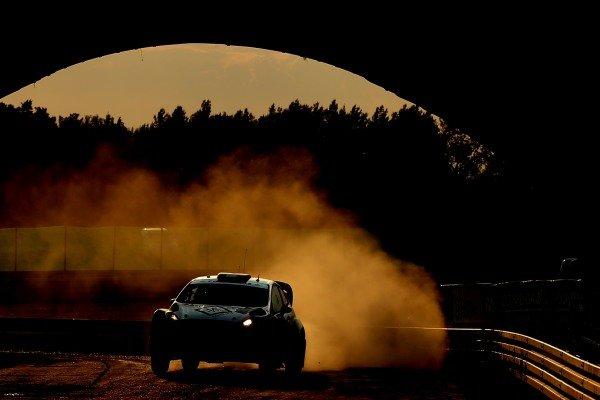 Lorenzo Bertelli (ITA) / Simone Scattolin (ITA), FWRT SRL Ford Fiesta RS WRC at FIA World Rally Championship, Rd7, Rally Poland, Day Three, Mikolajki, Poland, 3 July 2016.