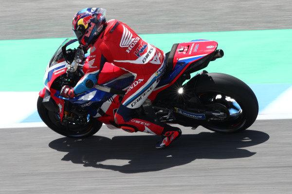Stefan Bradl, Repsol Honda Team.