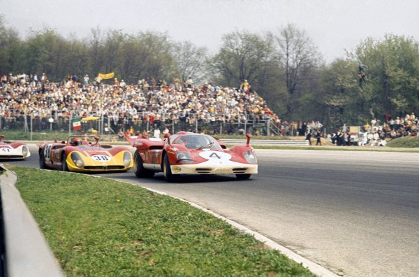 1970 Monza 1000 kms.