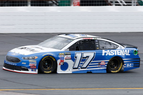 Monster Energy NASCAR Cup Series Overton's 301 New Hampshire Motor Speedway, Loudon, NH USA Friday 14 July 2017 Ricky Stenhouse Jr, Roush Fenway Racing, Fastenal Ford Fusion World Copyright: Matthew T. Thacker LAT Images