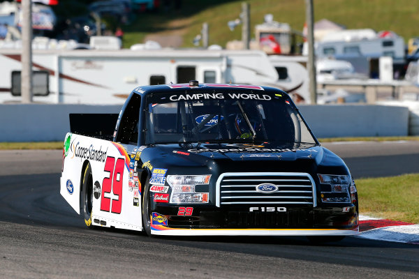 NASCAR Camping World Truck Series Chevrolet Silverado 250 Canadian Tire Motorsport Park Bowmanville, ON CAN Saturday 2 September 2017 Chase Briscoe, Cooper Standard Ford F150 World Copyright: Russell LaBounty LAT Images