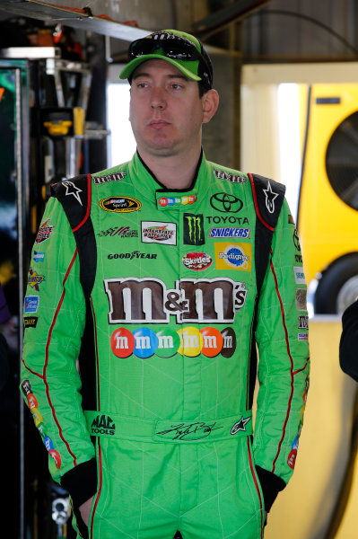 30 October - 1 November, 2015, Martinsville, Virginia USA Kyle Busch, M&M's Crispy Toyota Camry ©2015, Matthew T. Thacker LAT Photo USA