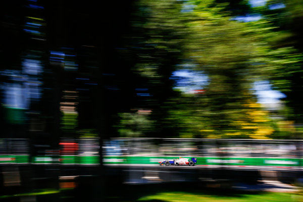2017 FIA Formula 2 Round 4. Baku City Circuit, Baku, Azerbaijan. Sunday 25 June 2017. Sergio Canamasas (ESP, Trident)  Photo: Andy Hone/FIA Formula 2. ref: Digital Image _ONY9987