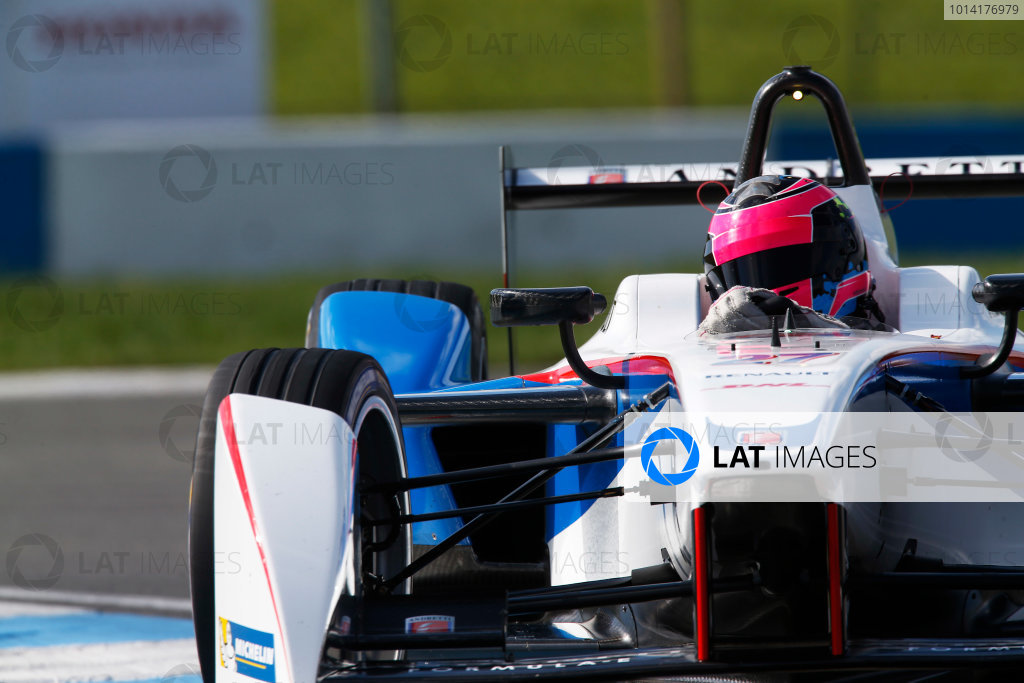 Formula E Testing - Donington Park, UK - Day 3 & 4