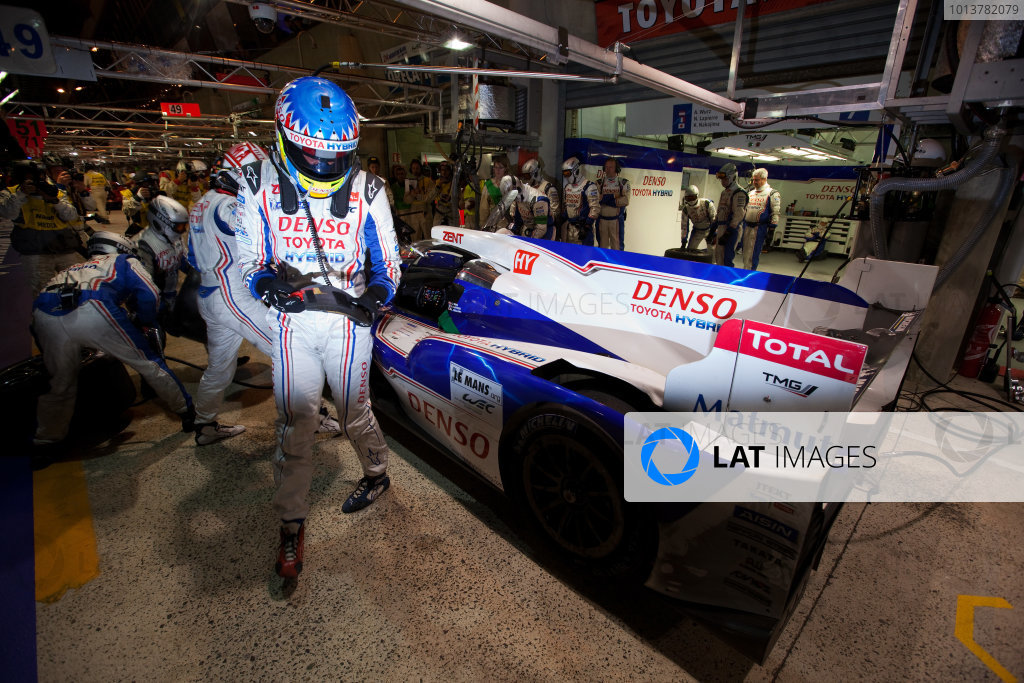 Le Mans 24 Hours 2012