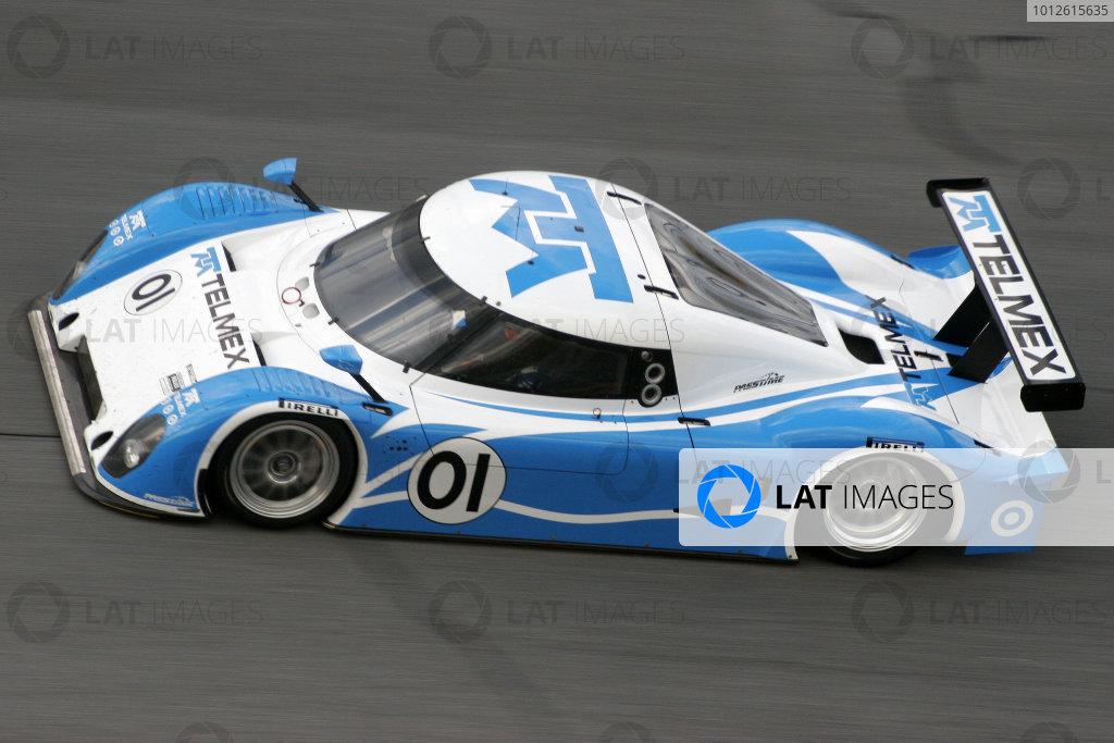 8-9 December, 2009, Daytona Beach, FloridaChip Ganassi Racing, BMW / Riley of Scott Pruett©2009, Greg Aleck, USALAT Photographic