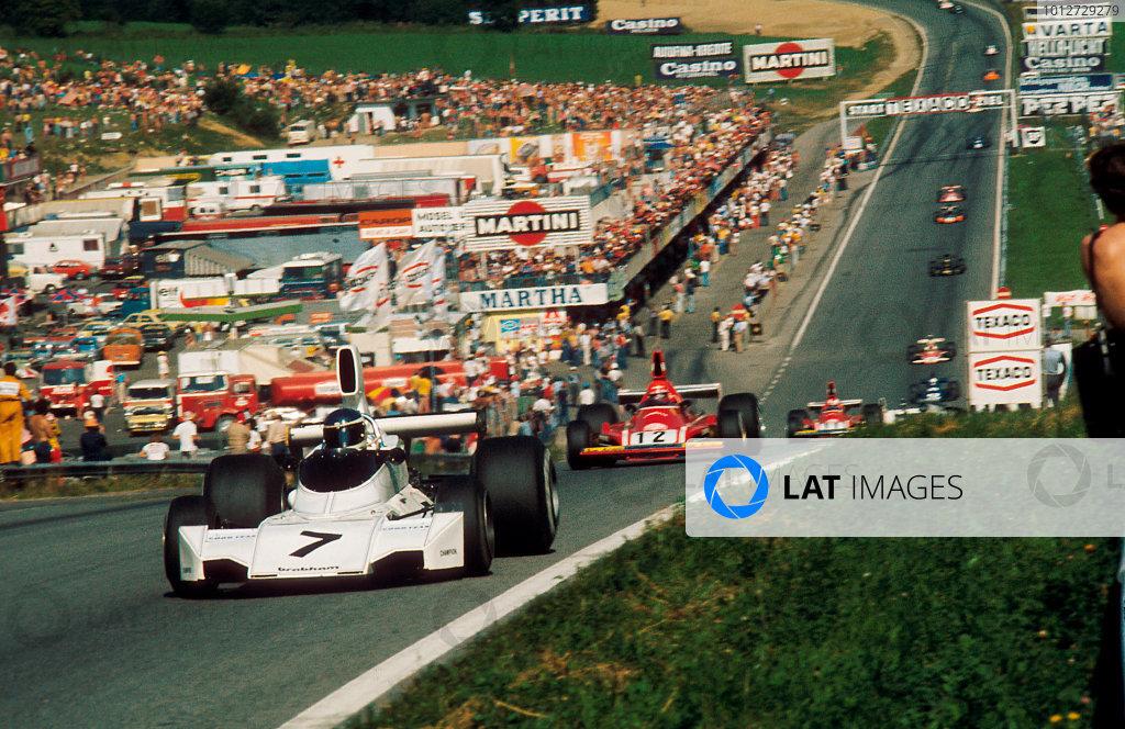 1974 Austrian Grand Prix.