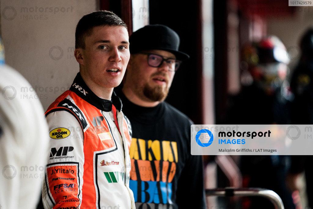 Simo Laaksonen (FIN) MP Motorsport