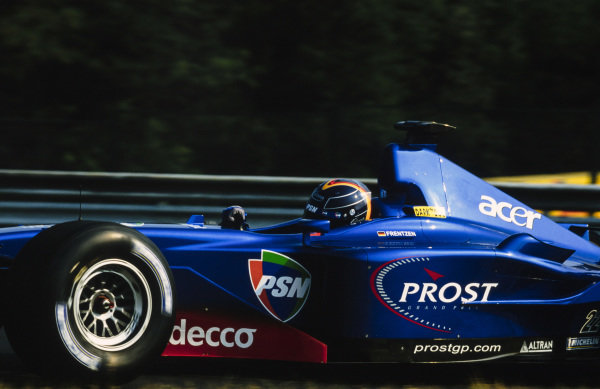 Heinz-Harald Frentzen, Prost AP04 Acer.