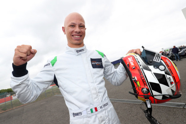 #12  Ligier JS P3 - Nissan / EUROINTERNATIONAL / Mattia Drudi