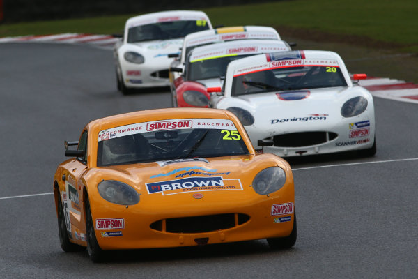 2017 Ginetta Junior Championship, Brands Hatch, 1st-2nd April 2017 Conor Grady Douglas Motorsport Ginetta Junior World Copyright. JEP/LAT Images