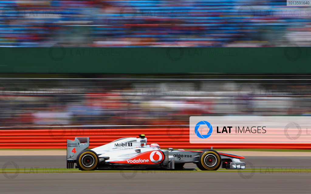2011 British Grand Prix - Saturday