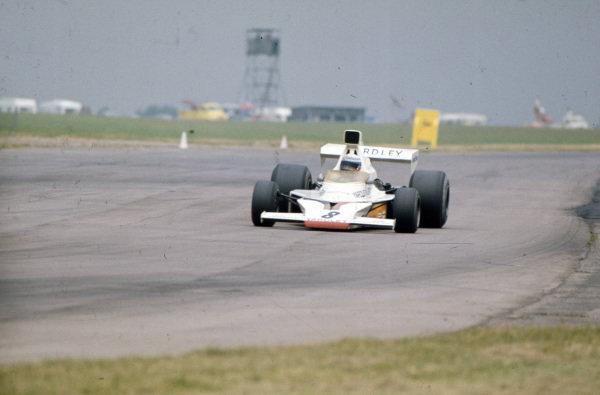 Peter Revson, McLaren M23 Ford.