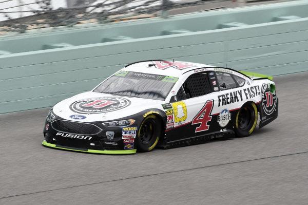 #4: Kevin Harvick, Stewart-Haas Racing, Ford Fusion Jimmy John's