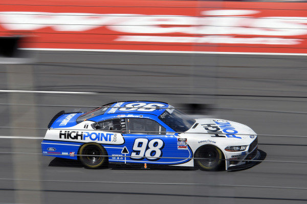 #98: Chase Briscoe, Stewart-Haas Racing, Ford Mustang Highpoint.com