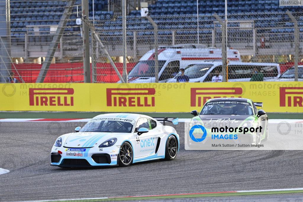 Porsche Sprint Challenge Middle East Bahrain