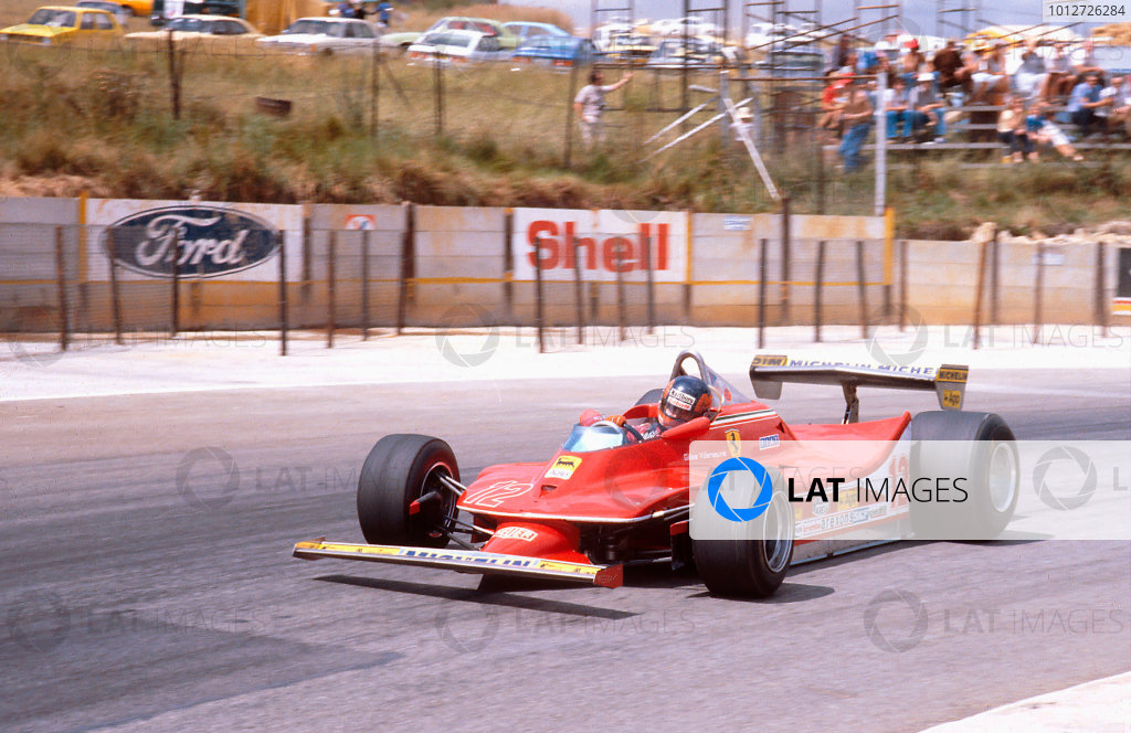 1979 South African Grand Prix.