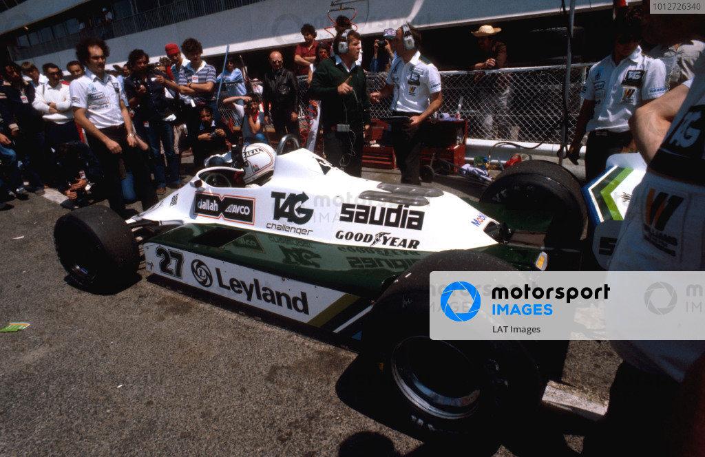 1980 French Grand Prix.