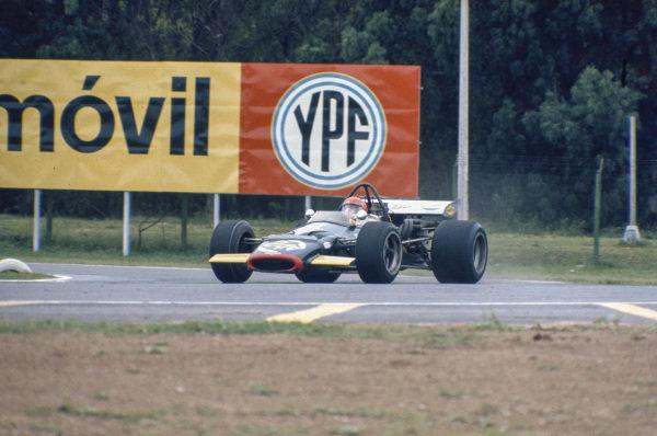 Gordon Spice, McLaren M10B - Chevrolet, not classified.