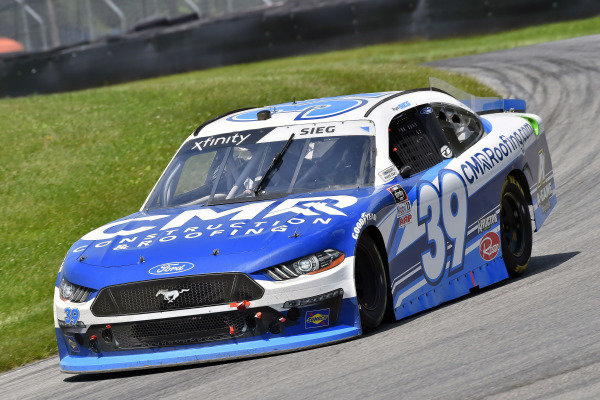 #39: Ryan Sieg, RSS Racing, Ford Mustang CMR Construction and Roofing / A-Game