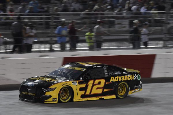 #12: Ryan Blaney, Team Penske, Ford Mustang Advance Auto Parts