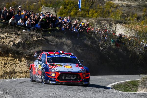 Sébastien Loeb (FRA), Hyundai Motorsport, Hyundai i20 WRC 2019