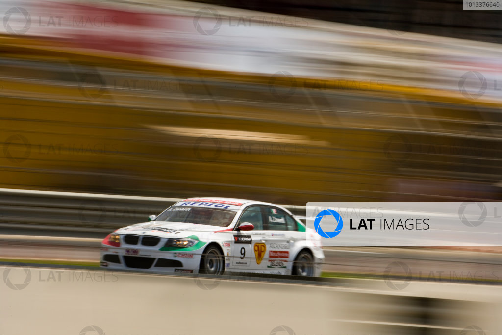 2009 WTCC World Touring Car Championship.