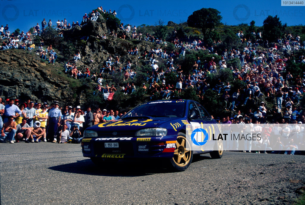 1995 World Rally Championship.