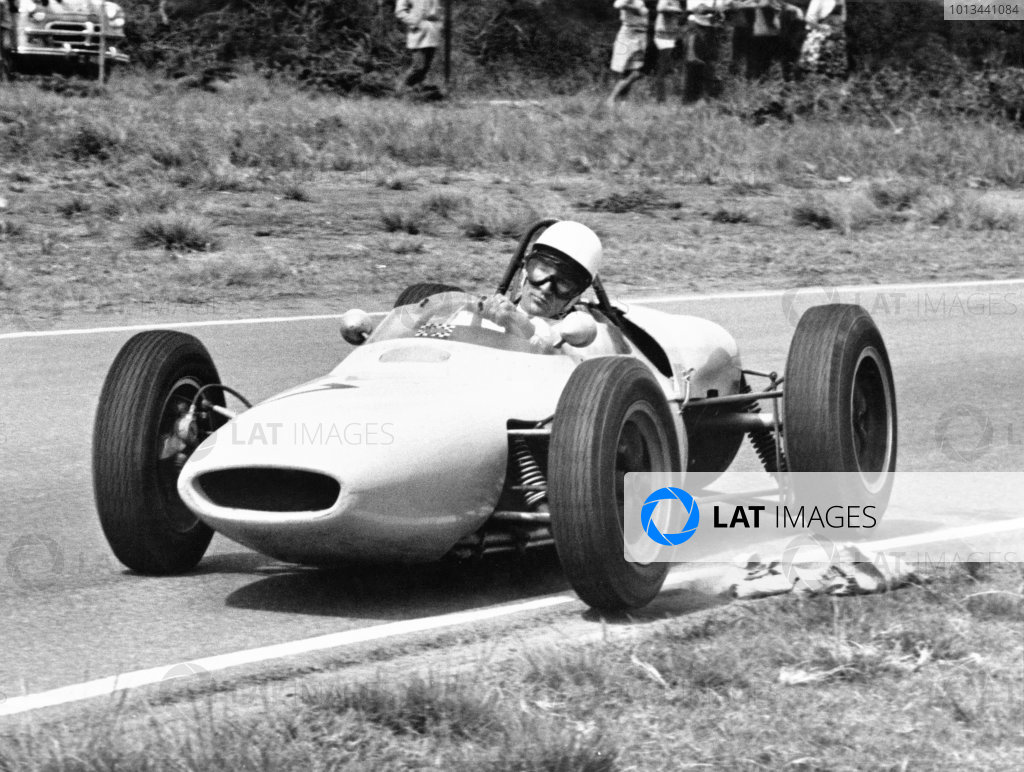 East London, South Africa. 26th December 1961.