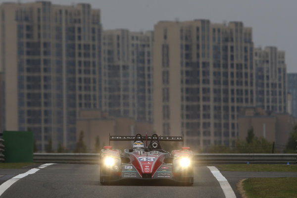 2015 FIA World Endurance Championship, Shanghai, China, 30th October - 1st November 2015, Pierre Ragues / Oliver Webb / Cristopher Cumming Team Sard Morand Morgan Evo SARD  World copyright. Jakob Ebrey/LAT Photographic
