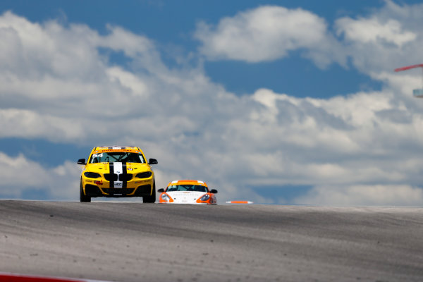 IMSA Continental Tire SportsCar Challenge Advance Auto Parts SportsCar Showdown Circuit of The Americas, Austin, TX USA Thursday 4 May 2017 54, BNW, BMW 228i, ST, Michael Johnson, Stephen Simpson World Copyright: Jake Galstad LAT Images