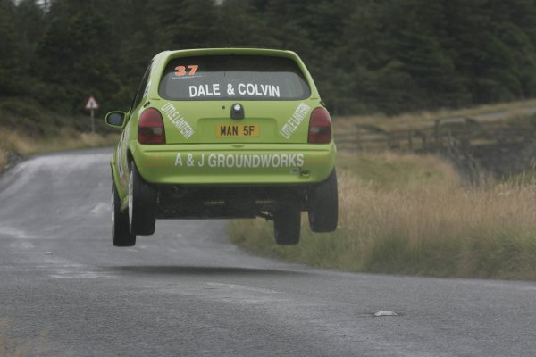 2006 British Rally Championship,Manx Rally, Isle of Man, 3rd-5th August 2006,Sean Fox, World copyright: Ebrey/LAT Photographic.