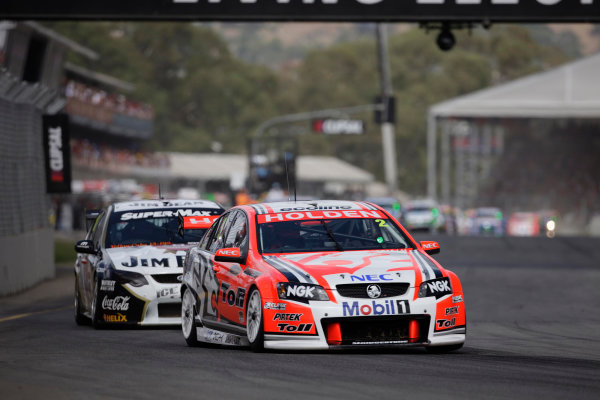 Clipsal 500, Adelaide Street Circuit.Australia. 19th - 22nd March 2009Garth Tander of the Holden Racing Team during the Clipsal 500, event 01 of the Australian V8 Supercar Championship Series at the Adelaide Street Circuit, Adelaide, South Australia, March 21, 2009.World Copyright: Mark Horsburgh/LAT Photographicref: Digital Image V8_Clipsal500_092403