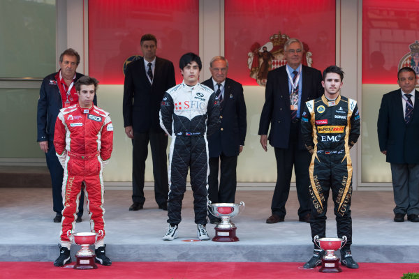 Monte-Carlo, Monaco. 26th May 2012. Saturday Race 2.