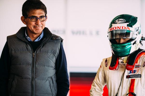 2016 GP3 Series Testing. Estoril, Portugal. Thursday 24 March 2016. Nirei Fukuzumi (JPN) ART Grand Prix  World Copyright: Malcolm Griffiths/LAT Photographic. ref: Digital Image F80P4864
