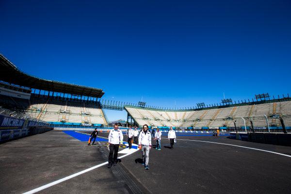 2015/2016 FIA Formula E Championship. Mexico City ePrix, Autodromo Hermanos Rodriguez, Mexico City, Mexico. Friday 11 March 2016. Jean-Eric Vergne (FRA), DS Virgin Racing DSV-01. Photo: Zak Mauger/LAT/Formula E ref: Digital Image _L0U7312