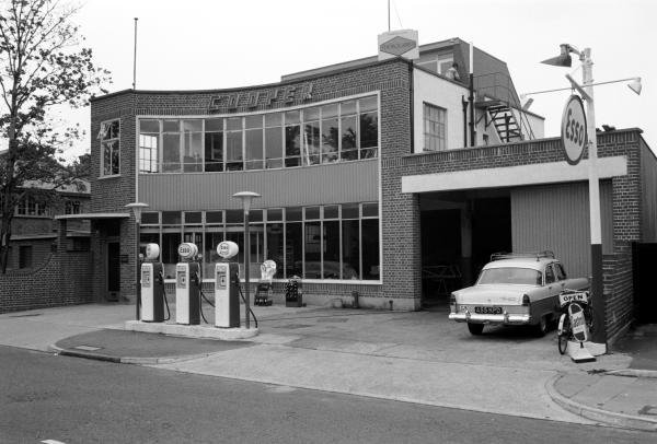 1961, Cooper Cars factory