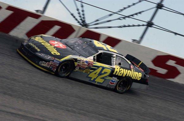 2003 NASCAR-Southern Darlington,SC USA,Aug 29-31,Jamie McMurray at speed,World Copyright -RobertLeSieur ,July,2003LAT Photographic-ref: digital image