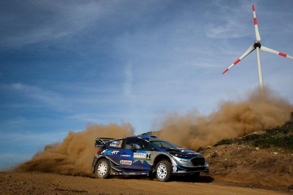 2017 FIA World Rally Championship, Round 07, Rally Italia Sardegna, June 8-11, 2017, Ott Tanak, Ford, action Worldwide Copyright: McKlein/LAT
