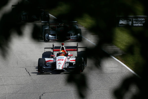Verizon IndyCar Series Kohler Grand Prix Road America, Elkhart Lake, WI USA Friday 23 June 2017 Esteban Gutierrez, Dale Coyne Racing Honda World Copyright: Phillip Abbott LAT Images ref: Digital Image abbott_elkhart_0617_0255