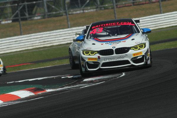 Aleksander Schjerpen / Jack Mitchell Century Motorsport BMW M4 GT4
