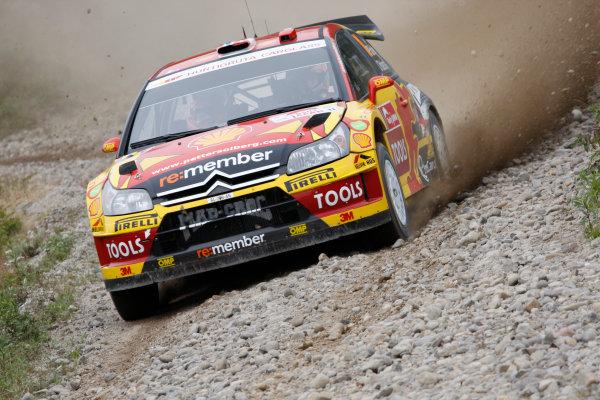 2010 FIA World Rally ChampionshipRound Rally Japan 9-12/9 2010Worldwide Copyright: McKlein/LAT