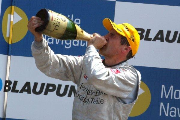 Bernd Schneider (GER) Original-Teile 1st.DTM Championship, Brands Hatch, England.10th June 2007DIGITAL IMAGE