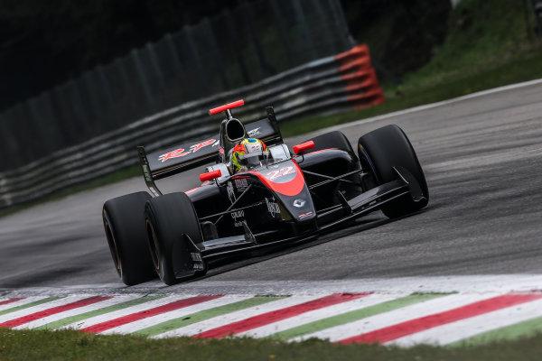 MONZA (ITA) Sept 30-Okt 2-2016 - International GT Open, Euro Formula Open and Formula V8 series 2016 at Autodromo di Monza. Vitor Baptista #22 RP Motorsport. Action. © 2016 Diederik van der Laan  / Dutch Photo Agency / LAT Photographic