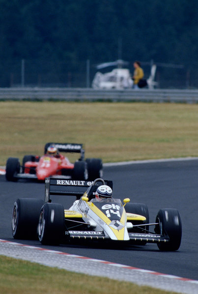1985 German Grand Prix.