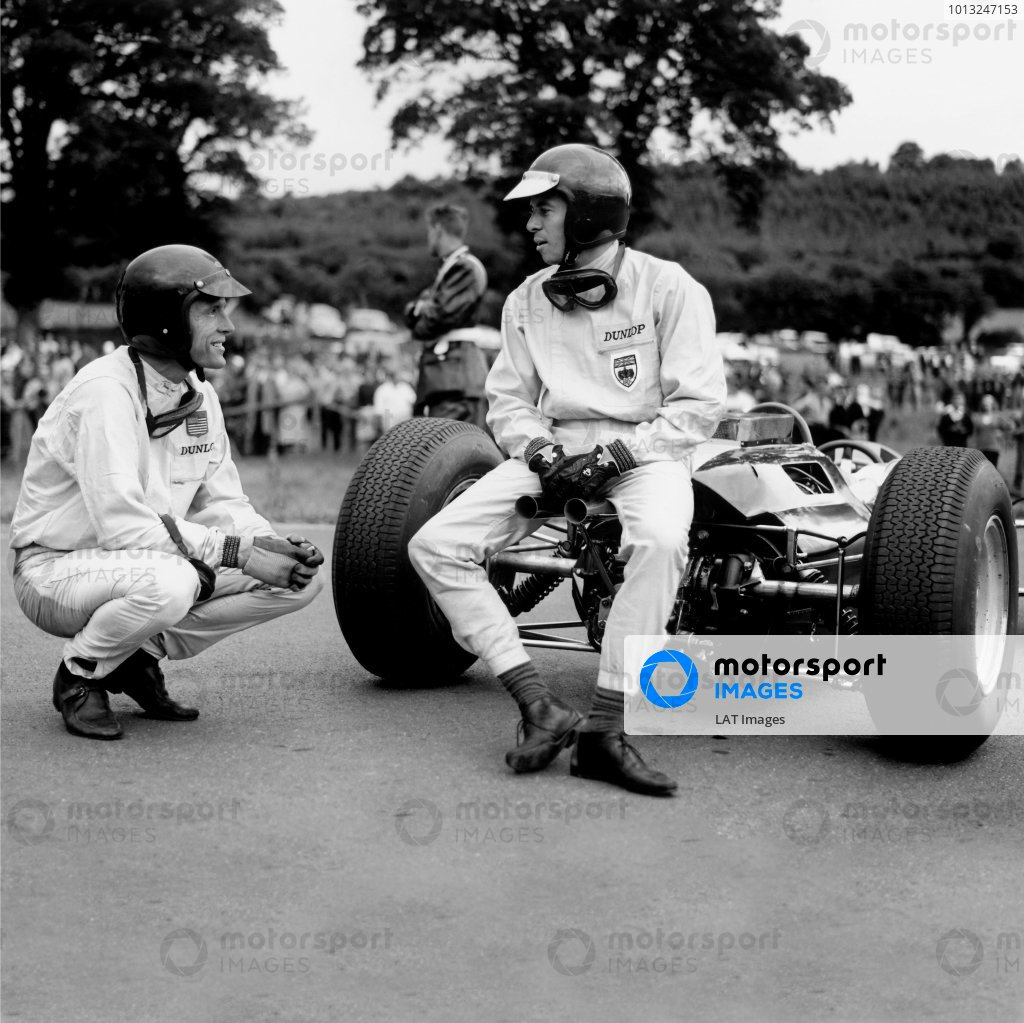 1964 Belgian Grand Prix.